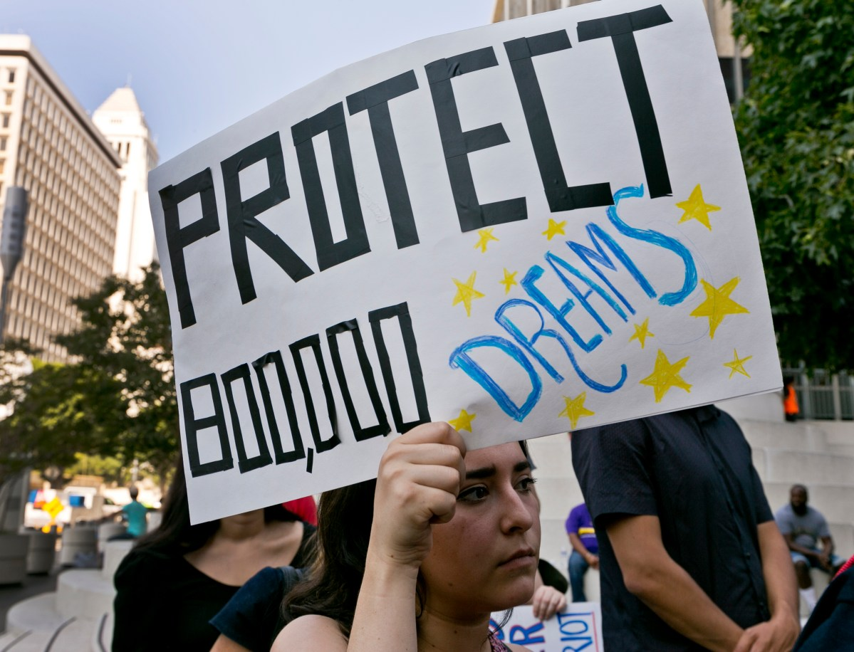 Judge Wants to See Documents on Decision to End Dreamer Law